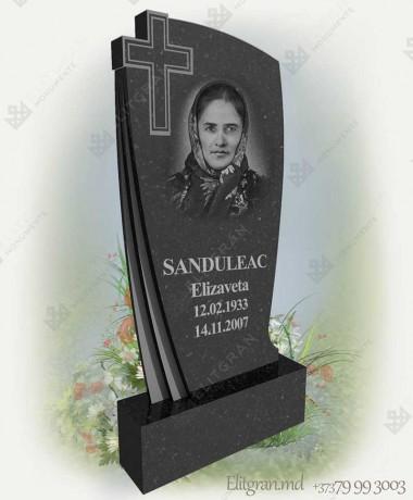 Monumentul funerar din granit S44