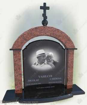 Monumentul funerar din granit D333
