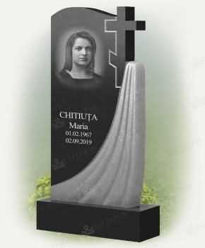 Monumentul funerar din granit S56