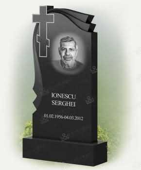 Monumentul funerar din granit S58