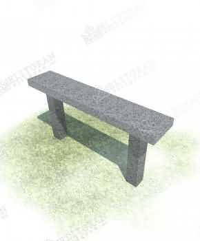 Scaun din granit sur pentru cimitir 7