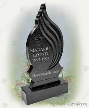 Monumentul funerar din granit C715