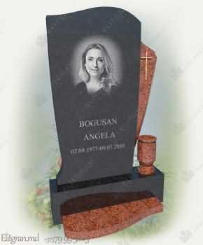 Monumentul funerar din granit P579